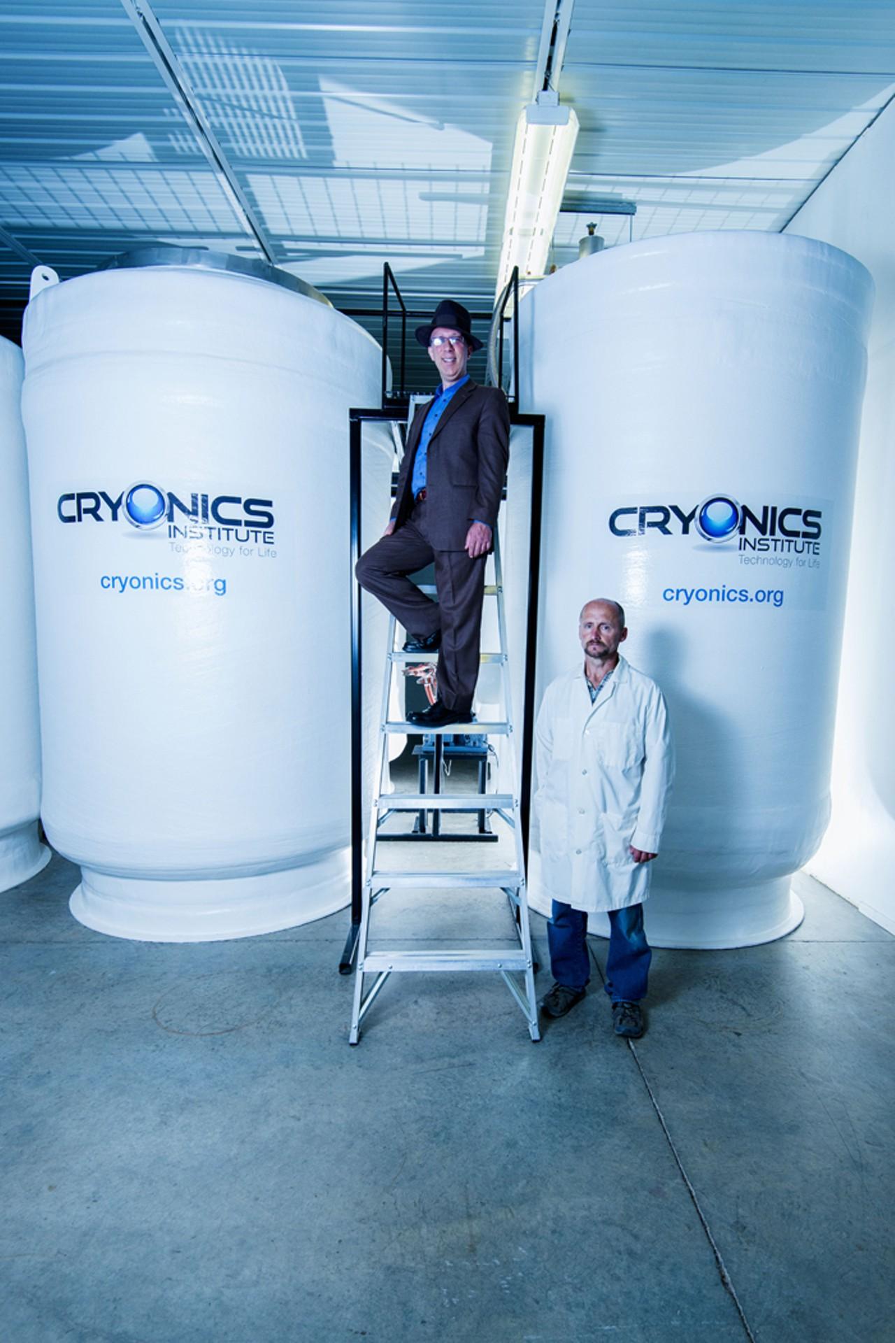 Ölümdən sonra geri qayıtmaq istəyirsiz? O zaman Cryonics.