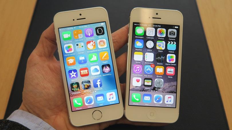 iPhone SE və iPhone 5 sürət testində qarşı-qarşıya (VİDEO)