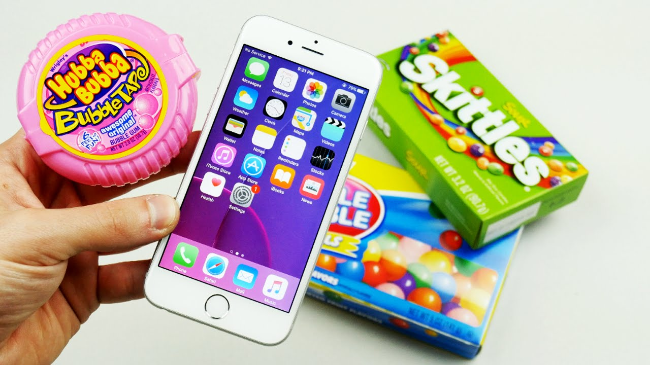 Saqqız, iPhone 6s, Jelibon, Coca Cola bir qazanda qaynasa nə baş verər?