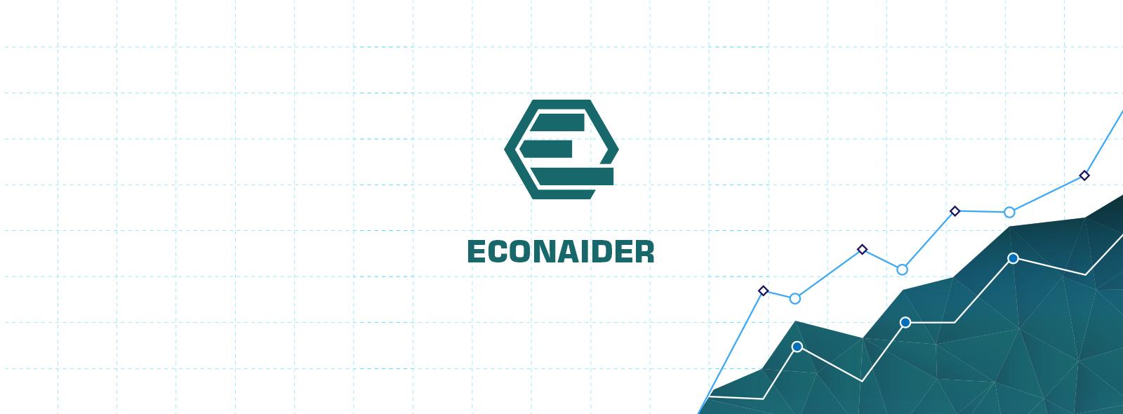 """Bazar araşdırması üçün yaradılan yerli portal """"Econaider.com""""–ın layihəsindən ilkin görüntülər."""