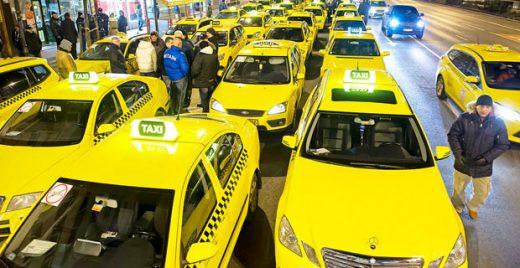 Uber 3.5 mlrd dollar investisiya aldı