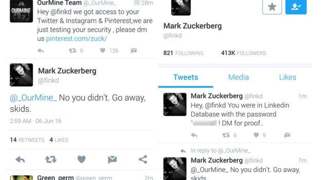 Mark Zuckerberg-dən sonra Twitter-in qurucusunun hesabı hacklandı!