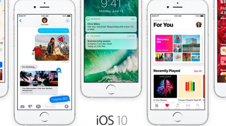 Qarşılayın - iOS 10 ! Tamam ya davam???