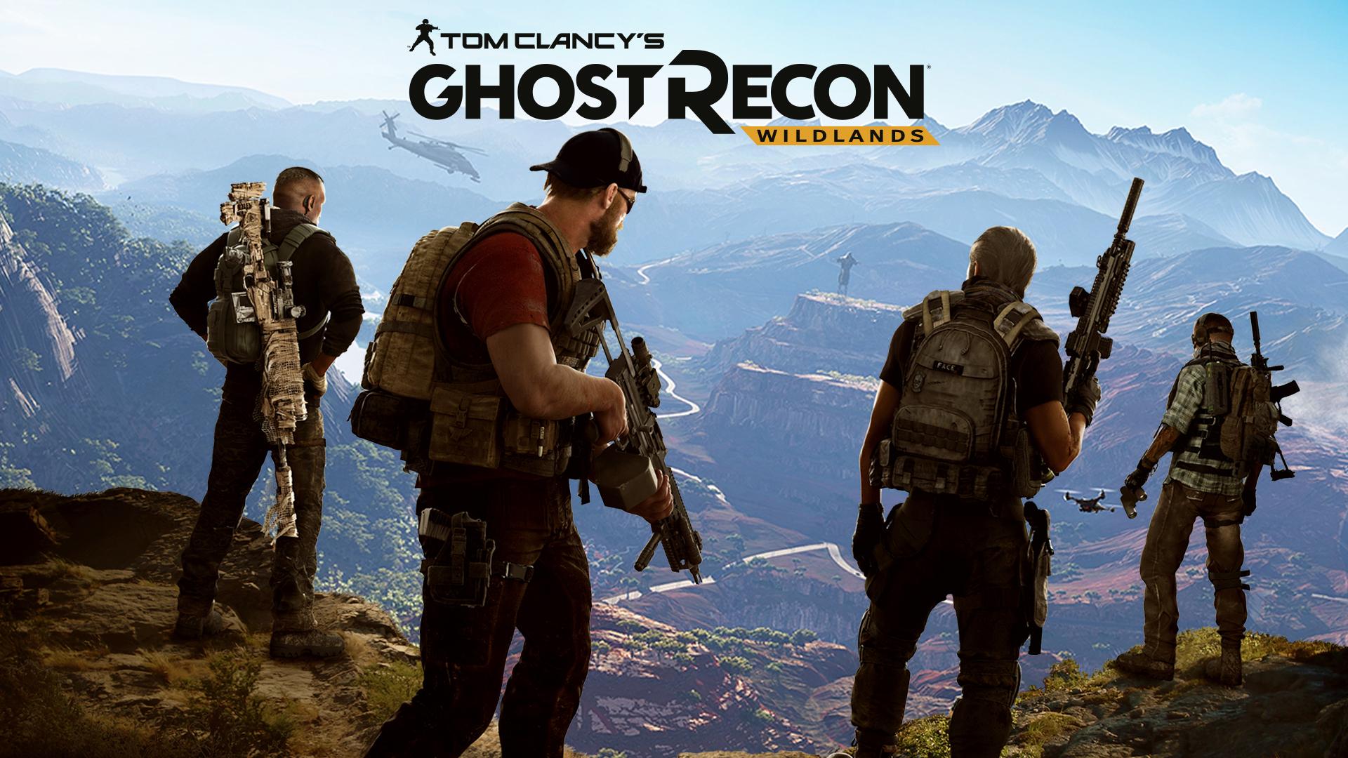 Tom Clacy\'s Ghost Recon: Wildlands oyunundan yeni videolar