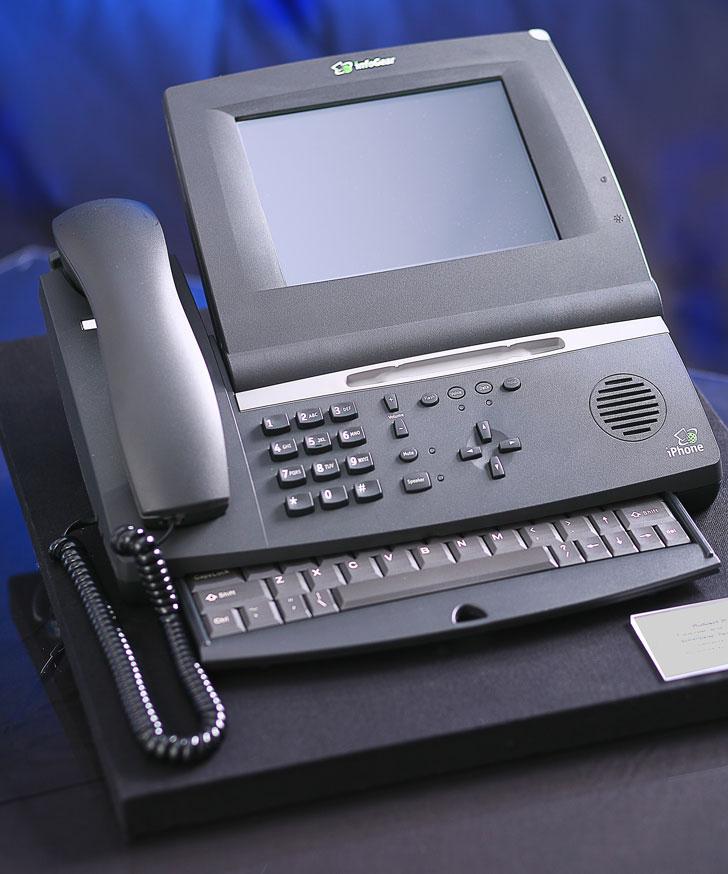 iPhone-u istehsal edən ilk şirkət Apple deyildi!