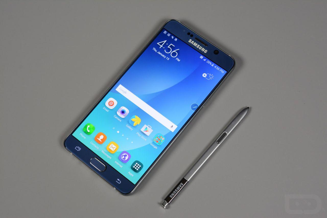 Samsung Galaxy Note 7-nin texniki göstəriciləri internetə sızdırıldı