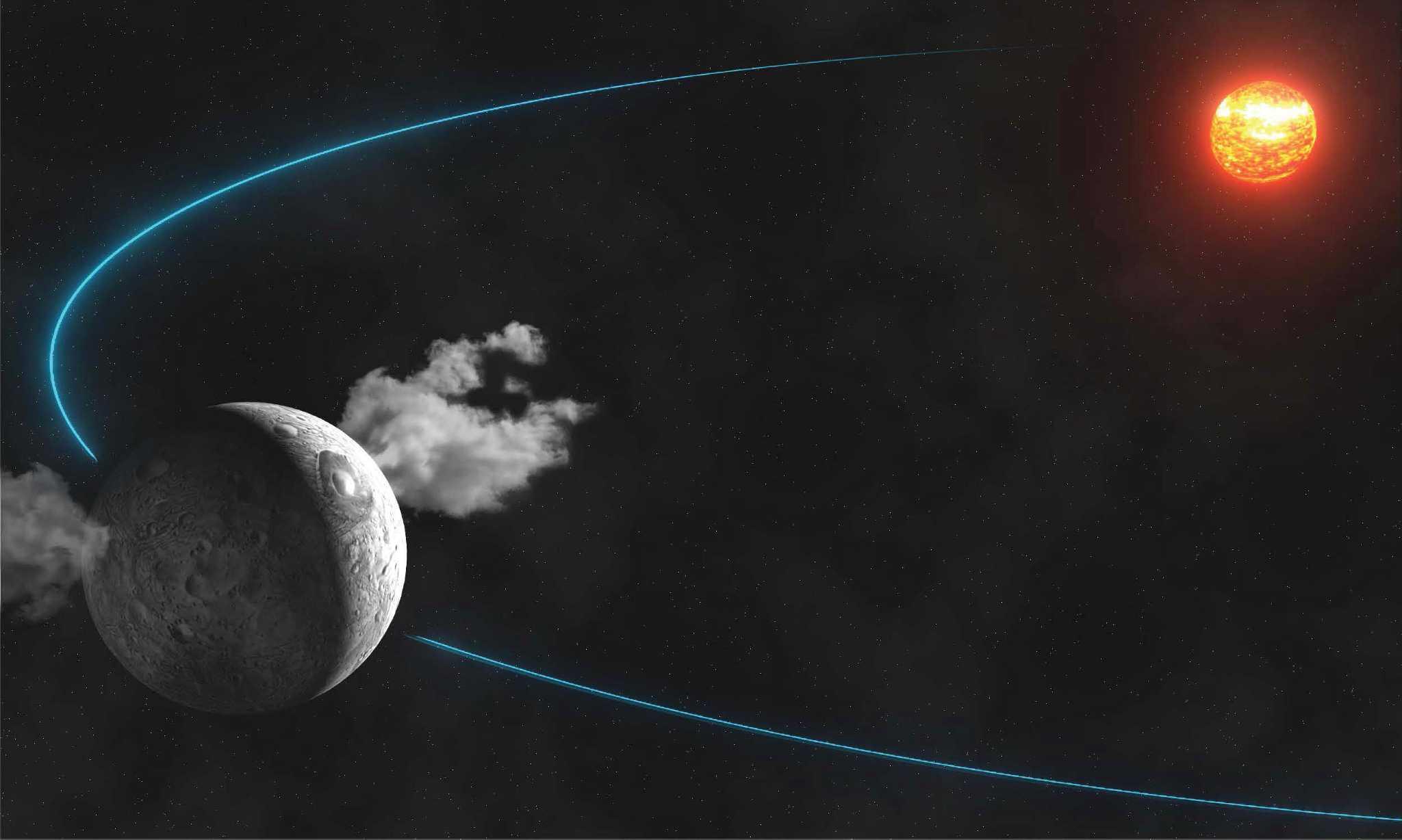 Günş sisteminin ən uzaqda yerləşən planeti aşkar edilib