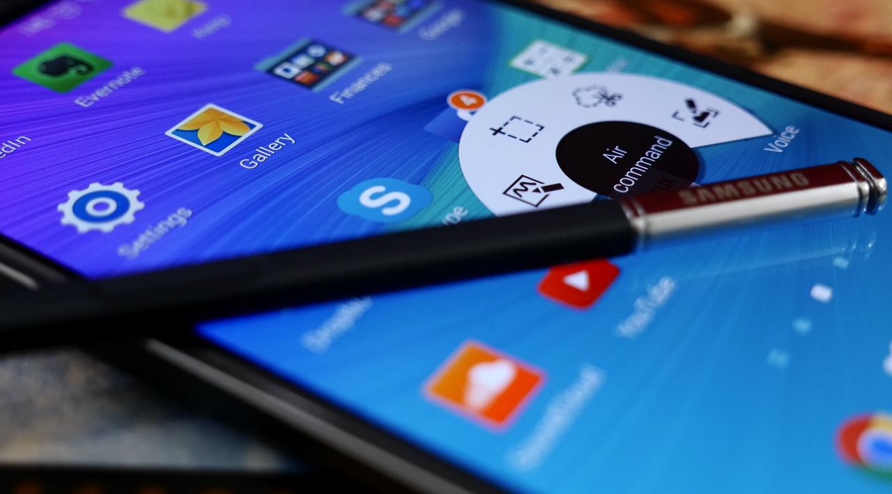 Galaxy Note 7-nin yeni funksiyasının əks olunduğu ilk videosu