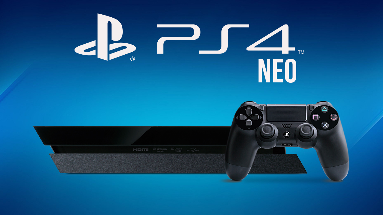 PlayStation 4 Neo nə vaxt təqdim olunacaq?