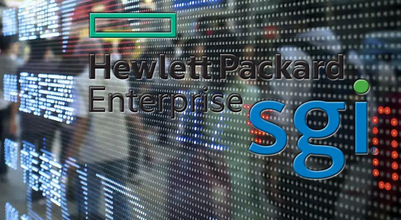 """""""HP""""nin """"SGI""""ı satın alması ona nə qazandıracaq?"""