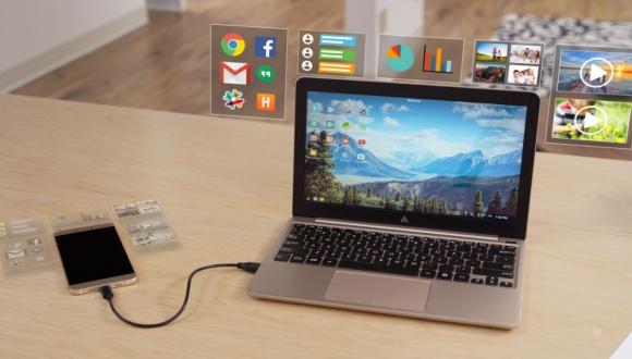 """""""Kickstarter""""dəki yeni 99$-lıq laptop hamını təəccübləndirib."""