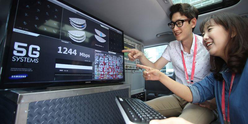 Nokia və MTC ilk dəfə 5G texnologiyasını sınaqdan keçirdilər