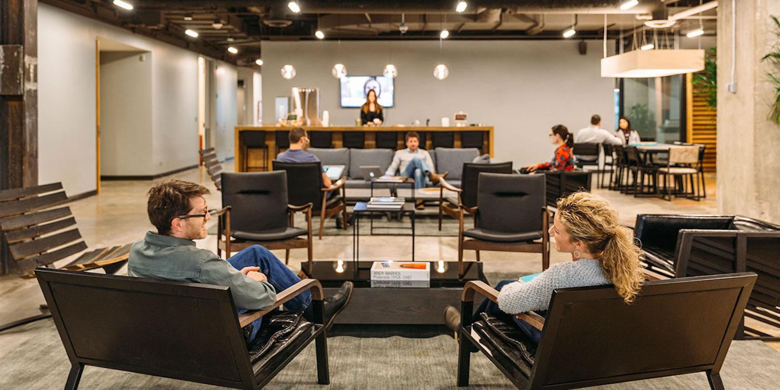 """Ofis Paylaşım Startapı """"Industrious""""  37 Milyon Dollar investisiya aldı"""