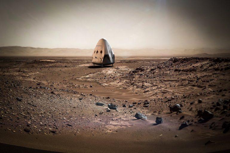 Elon Mask Mars üçün yeni nəqliyyat sistemini təqdim edib (VİDEO)