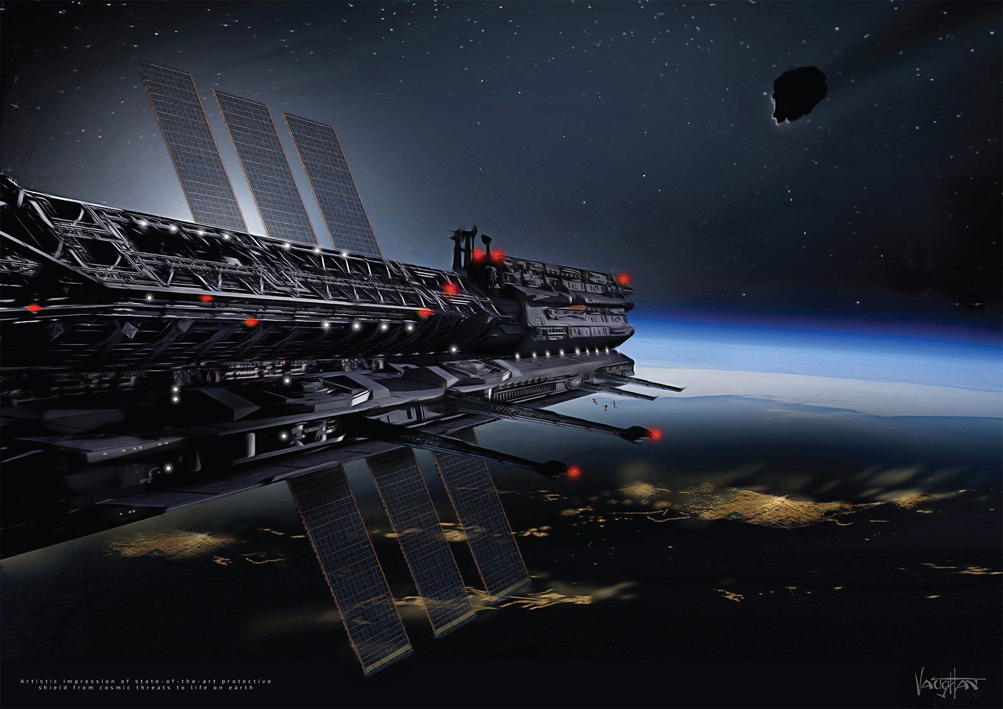Kosmos-da yaşamaq istəyənlər üçün vədəndaşlıq müraciətləri açıq elan edilib