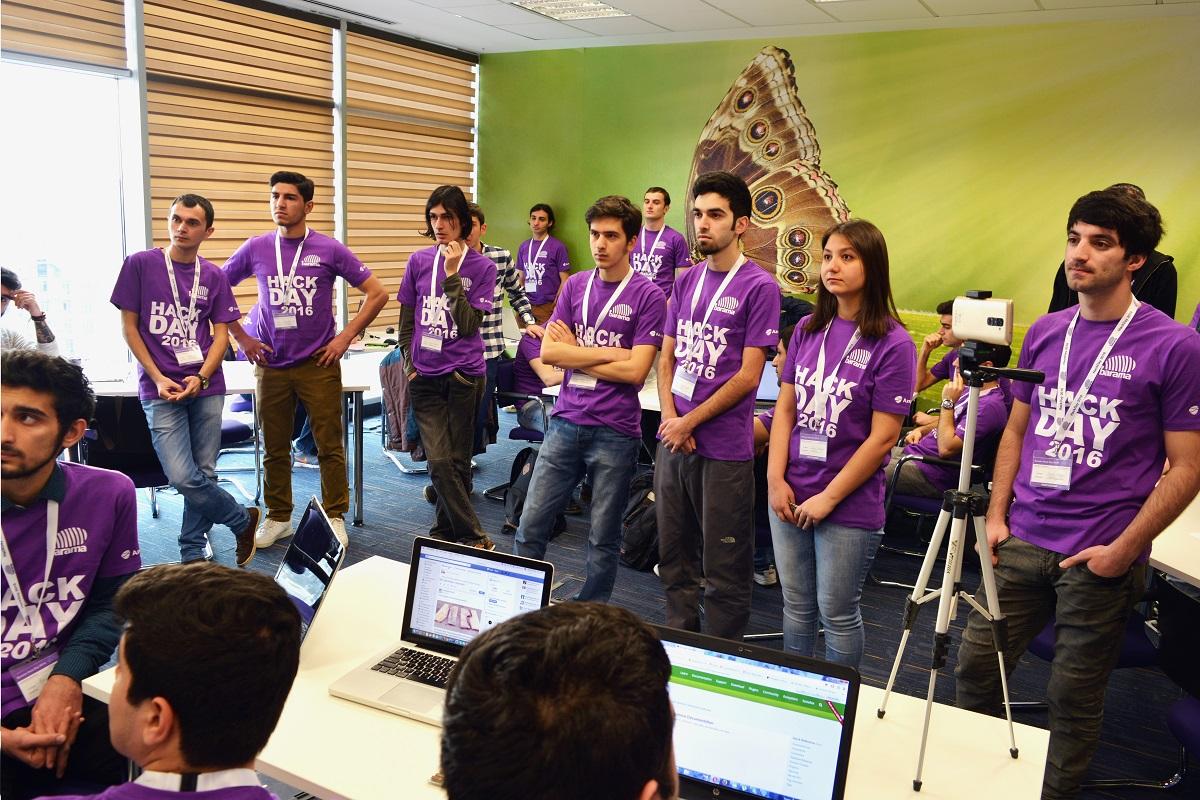 """""""TechFall 2016 Hackathon"""" layihəsinə qeydiyyat başlandı (Kim yatmış, kim oyaq?)"""