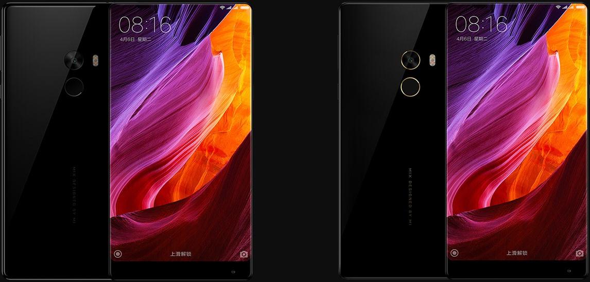 """""""Xiaomi"""" özünün ən innovativ smartfonu Mi Mix-i təqdim etdi"""
