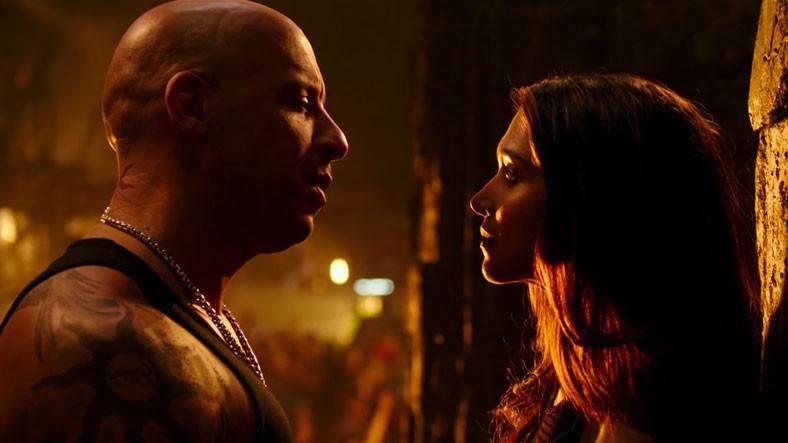 "Vin Diesel-in baş rolda oynadığı ""xXx : Return Of Xander Cage"" filminin ikinci traileri"