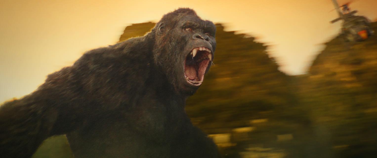 """""""Kong: Skull Island"""" filmindən yeni heyrətləndirici trailer"""