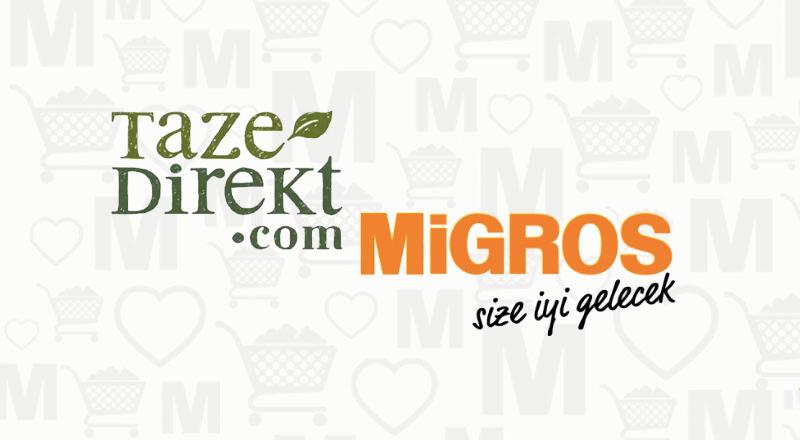 """""""Migros"""", keçdiyimiz aylarda maddi problemlərə görə bağlanan TazeDirekt.com-u satın aldı!"""