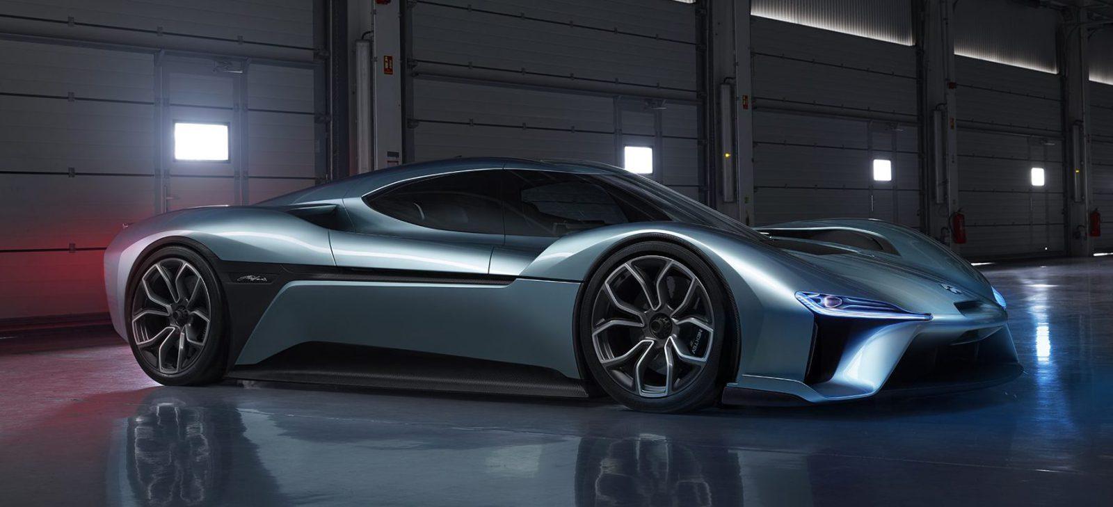 Dünyanın ən sürətli elektromobili (VİDEO)