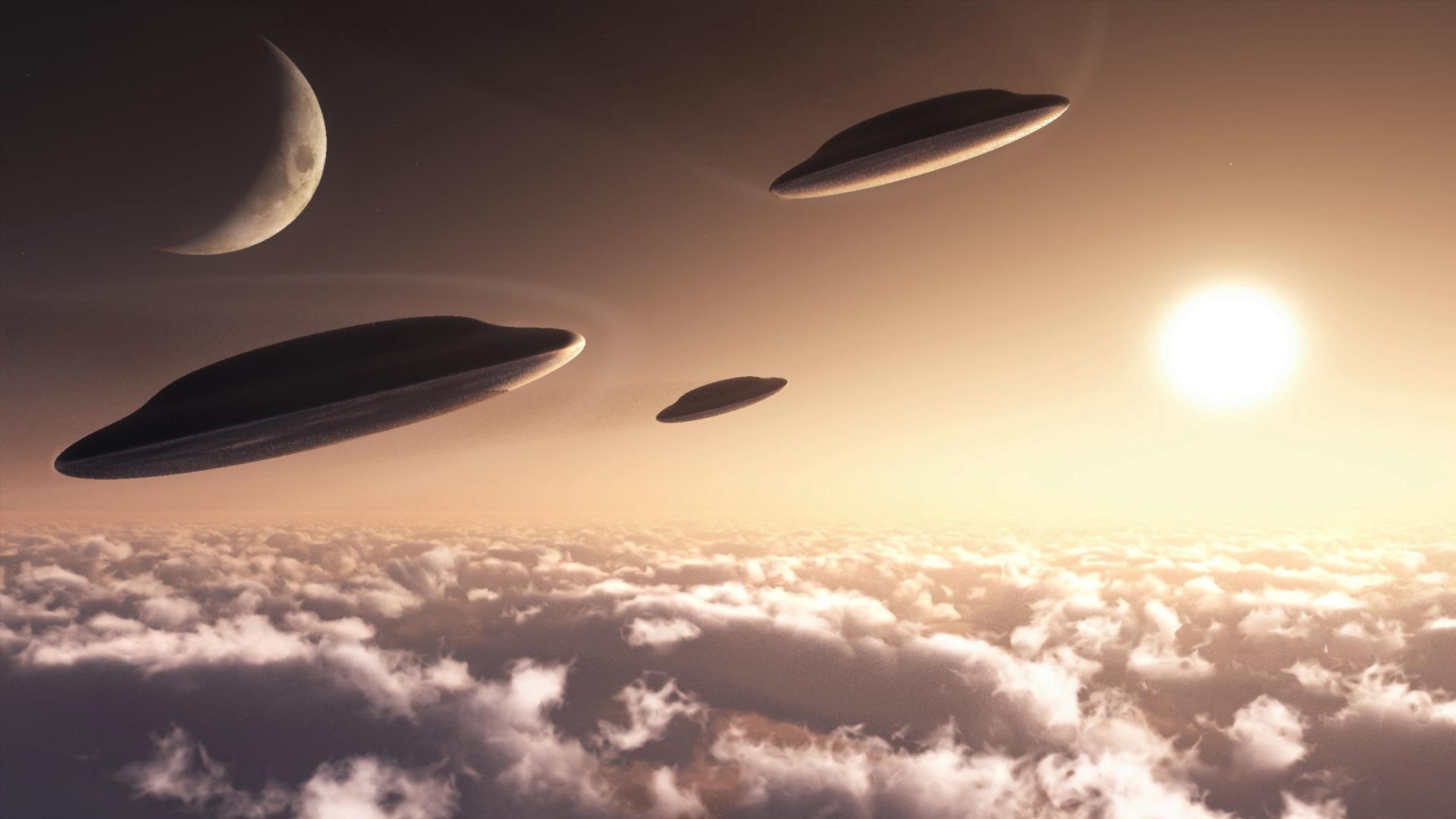 Günəş ətrafında yadplanetli gəmisi aşkar edilib (VİDEO)