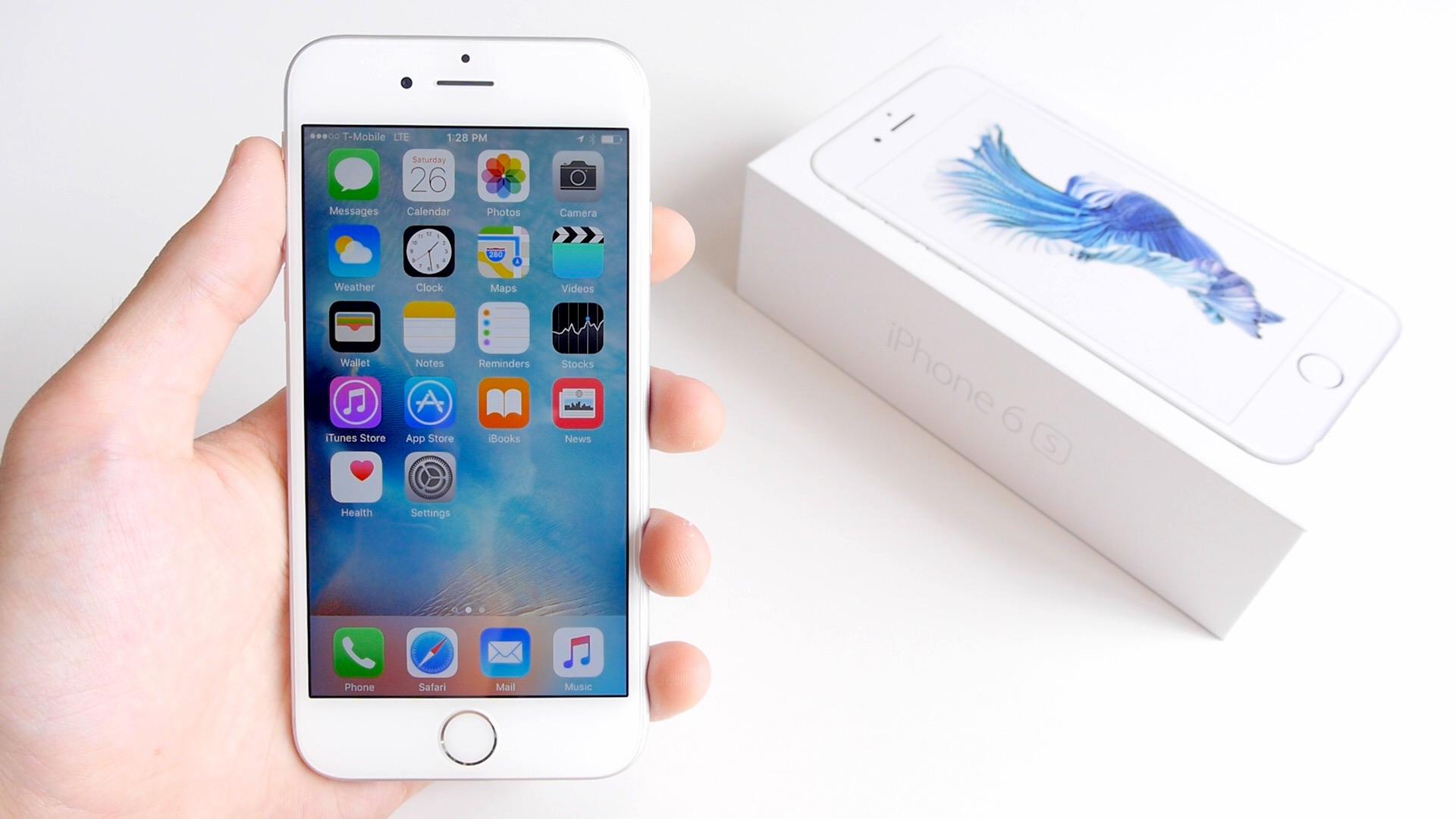 """""""Apple"""", iPhone 6s batareyalarını yoxlamaq üçün xüsusi sayt istifadəyə verdi"""