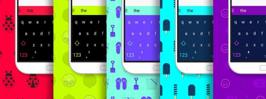 SwiftKey, istifadəçilərə pulsuz fon görüntüləri paylayır