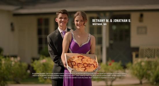 """Pizza Yeyərək, """"Domino\'s Pizza""""nın hissədarı olun"""
