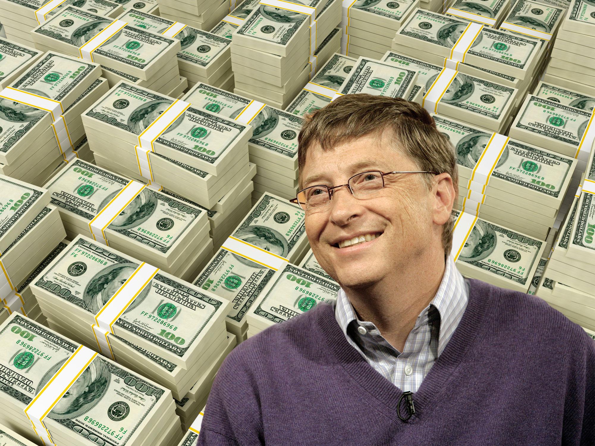 Belçikalı startap, Bill Gates-dən 12 milyon dollar investisiya aldı