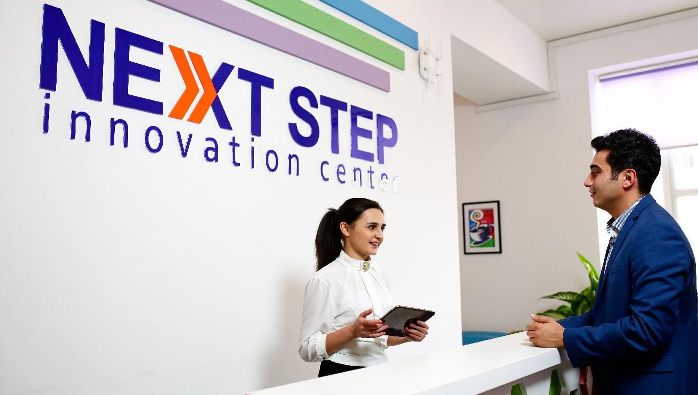 """""""NEXT STEP"""" aylıq 2000 AZN dəstək ilə, 5-ci dəfə ideya axtarışındadır."""
