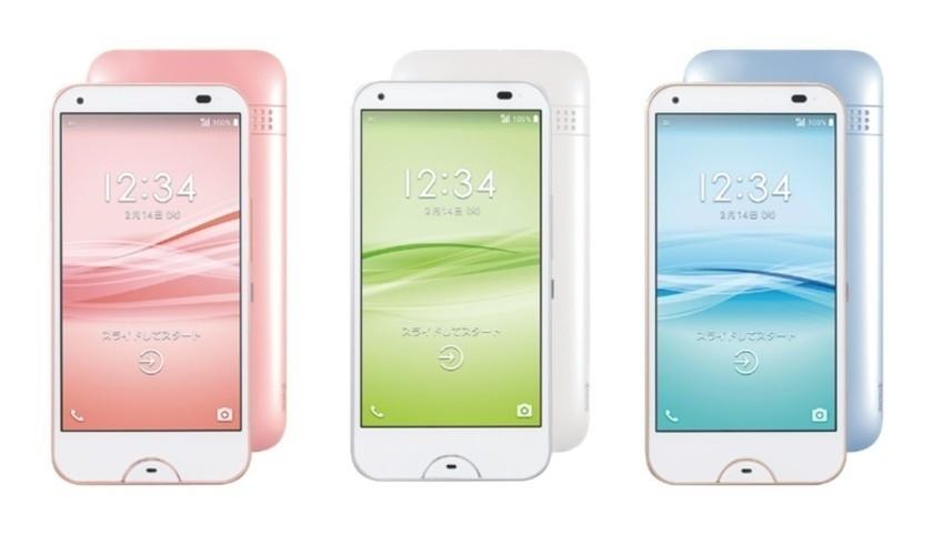 Su və sabunla yuyula bilinən smartfon!
