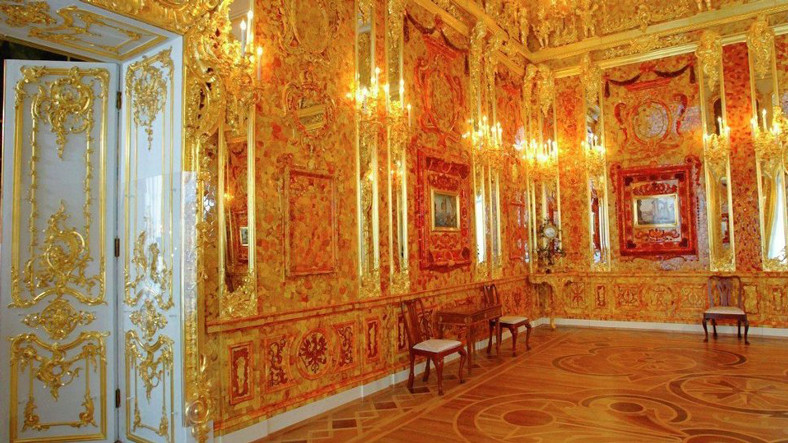 Nazilərin oğurladığı dünyanın 8-ci Möcüzəsi Amber otağı tapılmış ola bilər!