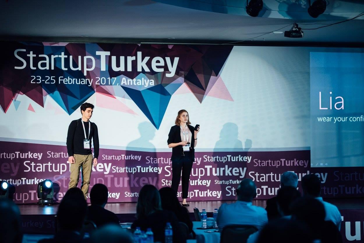 """""""Startup Turkey""""də bugün yerli startap """"Lia"""" son 15 komanda arasında finalda çıxış edəcək"""
