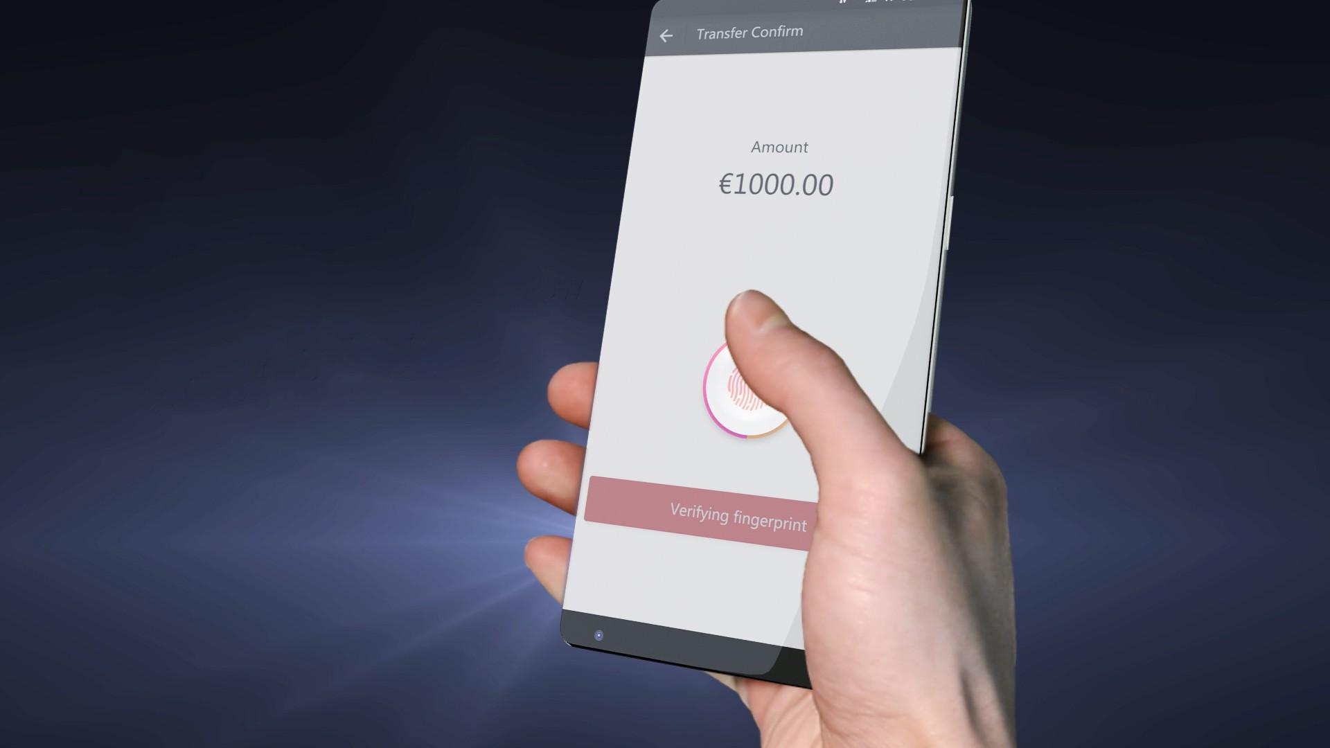 Bir başa ekrana inteqrasiya olunan barmaq izi skanı texnologiyası təqdim olunub (VİDEO)