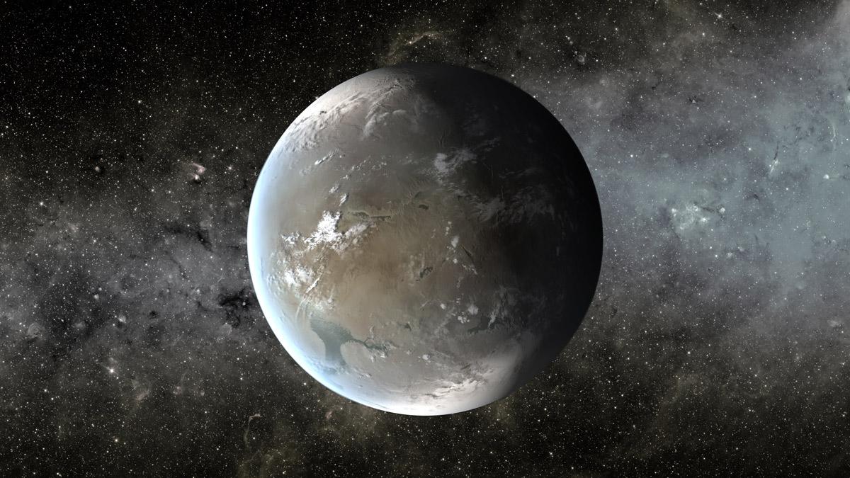 Yer kürəsinə bənzəyən yeni ekzoplanet aşkar edilib (VİDEO)